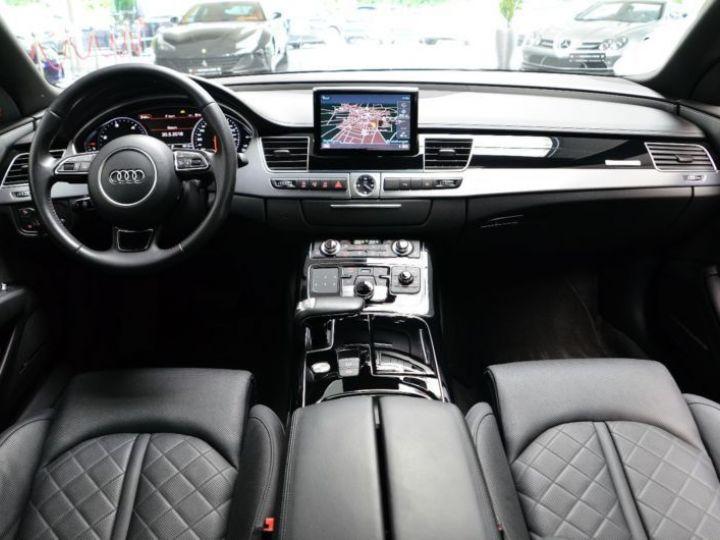 Audi A8 3.0 V6 TDI 262CH CLEAN DIESEL AVUS QUATTRO TIPTRONIC LIMOUSINE NOIR Occasion - 9