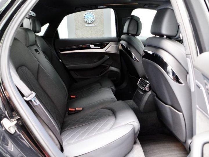 Audi A8 3.0 V6 TDI 262CH CLEAN DIESEL AVUS QUATTRO TIPTRONIC LIMOUSINE NOIR Occasion - 10