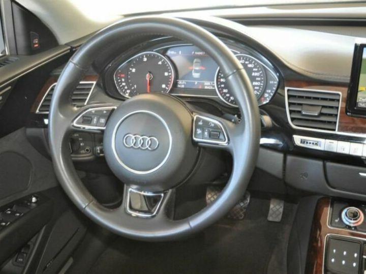 Audi A8 3.0L TDI Quattro 250CV noir  - 8