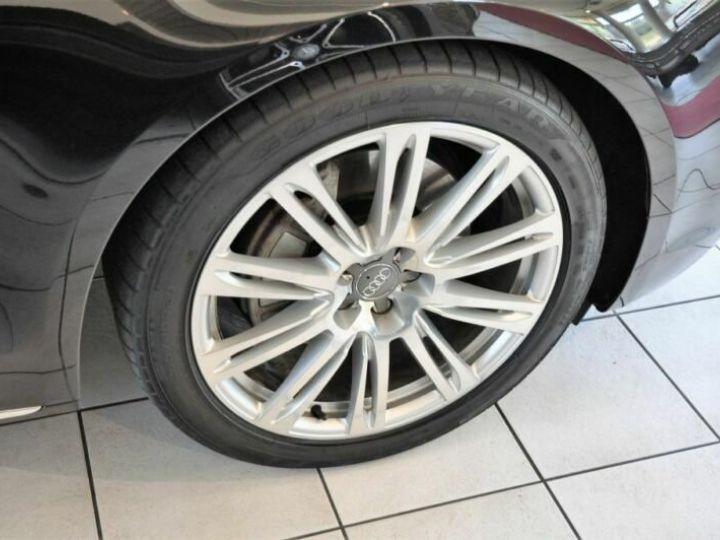 Audi A8 3.0L TDI Quattro 250CV noir  - 10