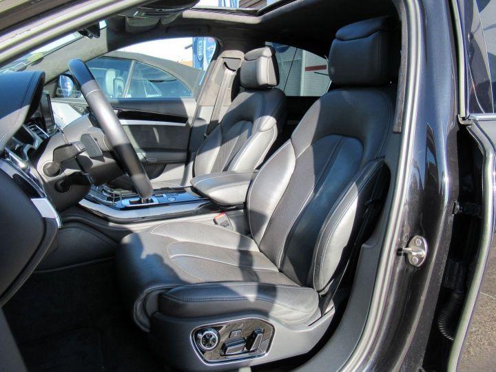 Audi A8 4.2 V8 TDI 385CH CLEAN DIESEL AVUS EXTENDED QUATTRO TIPTRONIC EURO6 Noir - 4