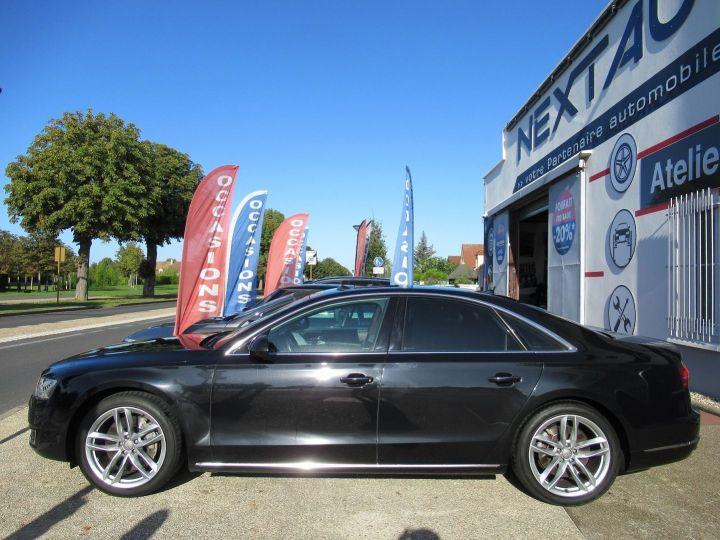 Audi A8 4.2 V8 TDI 385CH CLEAN DIESEL AVUS EXTENDED QUATTRO TIPTRONIC EURO6 Noir - 5