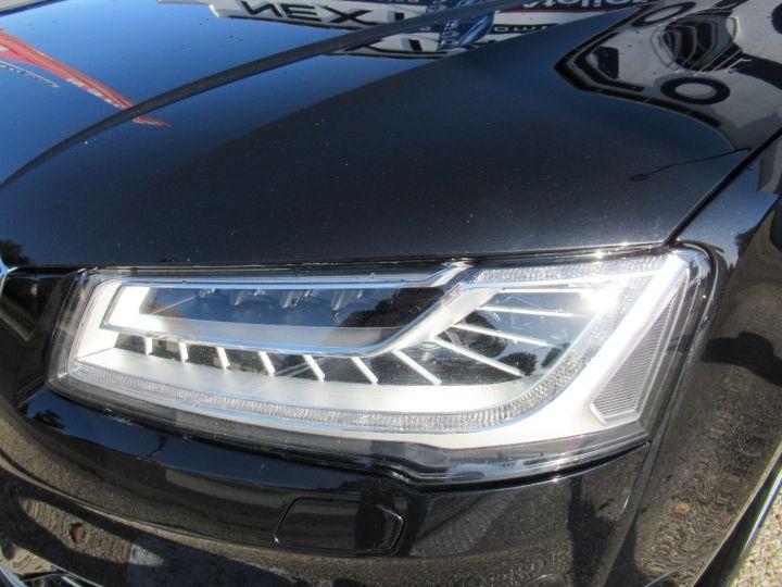 Audi A8 4.2 V8 TDI 385CH CLEAN DIESEL AVUS EXTENDED QUATTRO TIPTRONIC EURO6 Noir - 7
