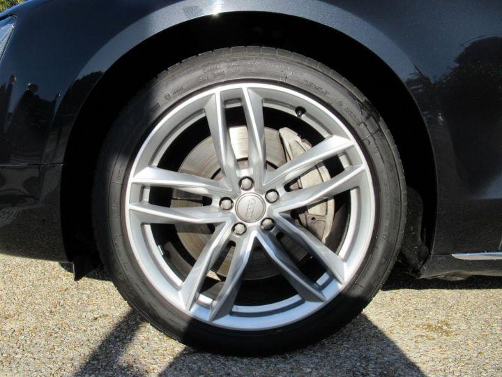 Audi A8 4.2 V8 TDI 385CH CLEAN DIESEL AVUS EXTENDED QUATTRO TIPTRONIC EURO6 Noir - 8