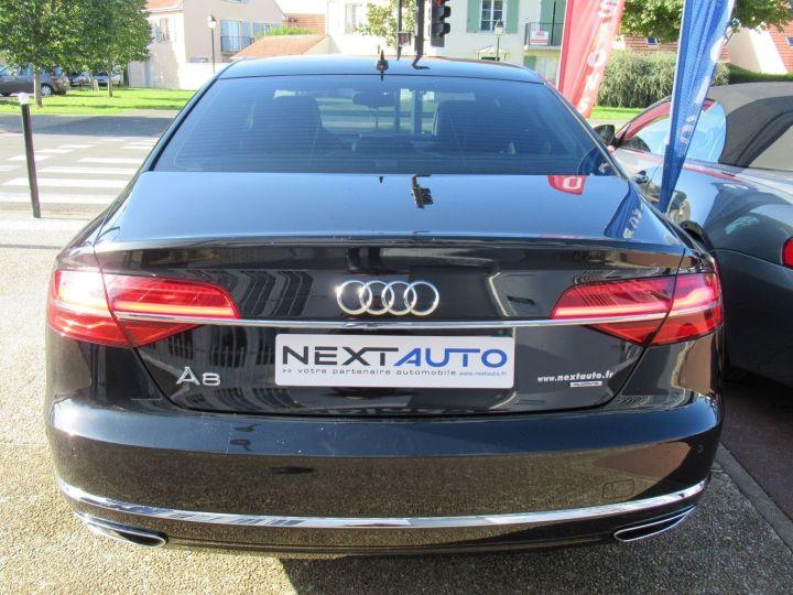 Audi A8 4.2 V8 TDI 385CH CLEAN DIESEL AVUS EXTENDED QUATTRO TIPTRONIC EURO6 Noir - 9