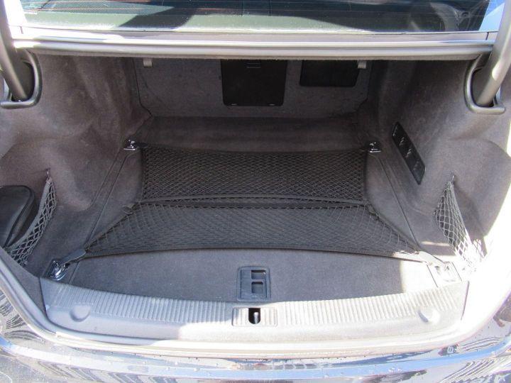 Audi A8 4.2 V8 TDI 385CH CLEAN DIESEL AVUS EXTENDED QUATTRO TIPTRONIC EURO6 Noir - 11