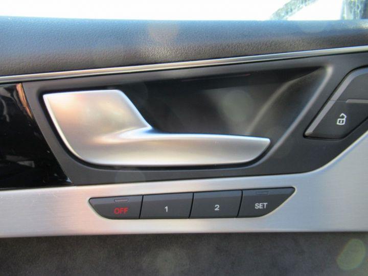 Audi A8 4.2 V8 TDI 385CH CLEAN DIESEL AVUS EXTENDED QUATTRO TIPTRONIC EURO6 Noir - 18
