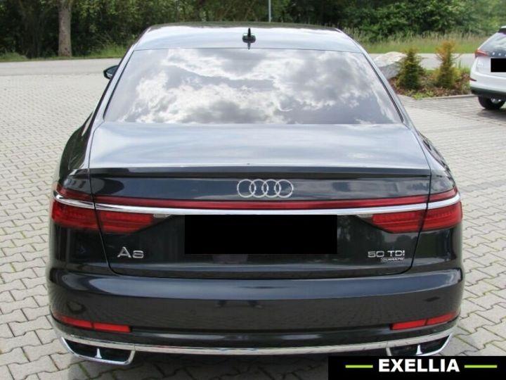 Audi A8 50 TDI  GRIS PEINTURE METALISE  Occasion - 3