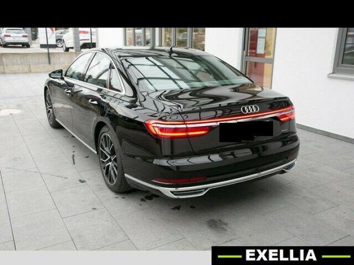 Audi A8 60 TFSI e Quattro  NOIR PEINTURE METALISE  Occasion - 2
