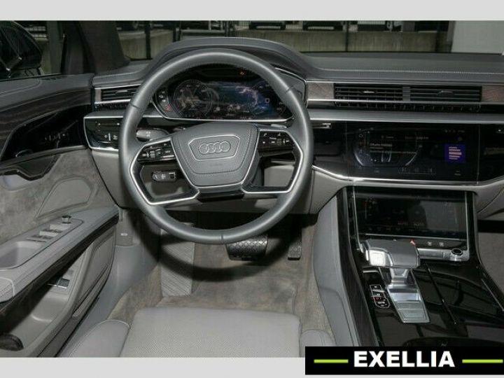 Audi A8 60 TFSI e Quattro  NOIR PEINTURE METALISE  Occasion - 3