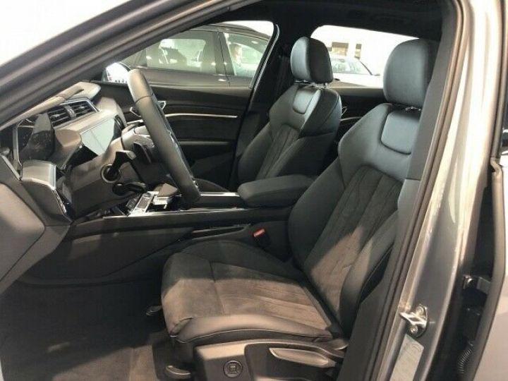 Audi E-tron 55 QUATTRO GRIS  - 6