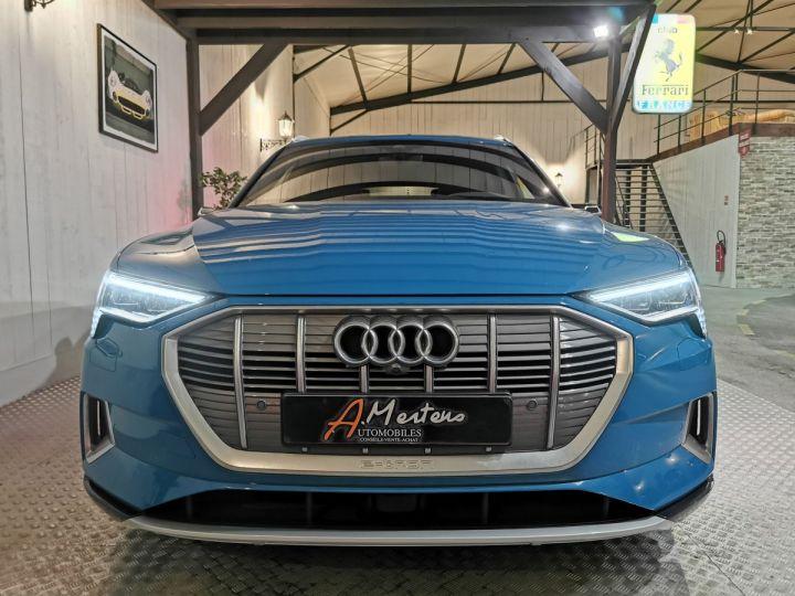 Audi E-tron 55 QUATTRO 408 CV AVUS EXTENDED Bleu - 3