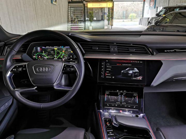 Audi E-tron 55 QUATTRO 408 CV AVUS EXTENDED Bleu - 6