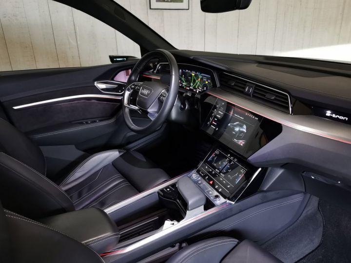 Audi E-tron 55 QUATTRO 408 CV AVUS EXTENDED Bleu - 7