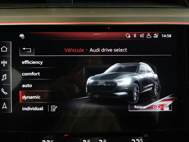 Audi E-tron 55 QUATTRO 408 CV AVUS EXTENDED Bleu - 16
