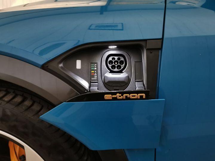 Audi E-tron 55 QUATTRO 408 CV AVUS EXTENDED Bleu - 18