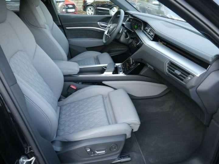 Audi E-tron s-line  noir mythos métallisé - 4