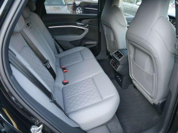 Audi E-tron s-line  noir mythos métallisé - 5