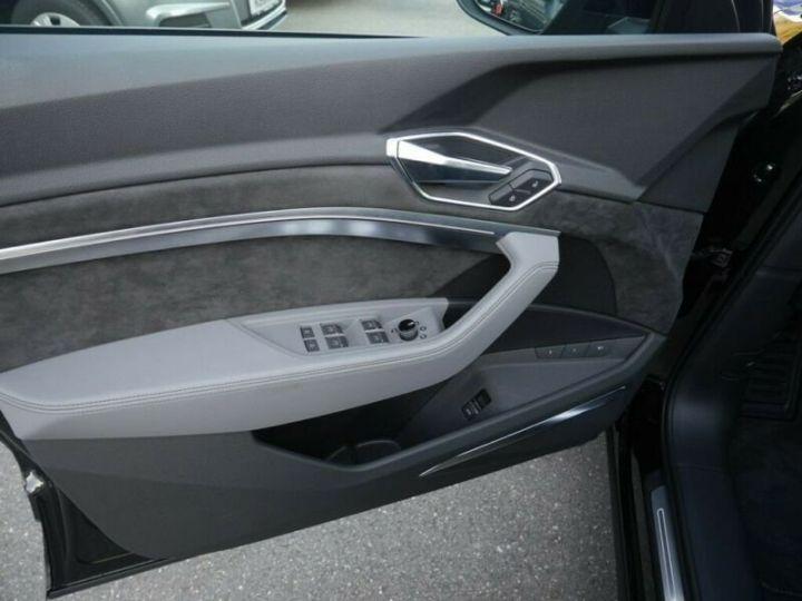 Audi E-tron s-line  noir mythos métallisé - 6