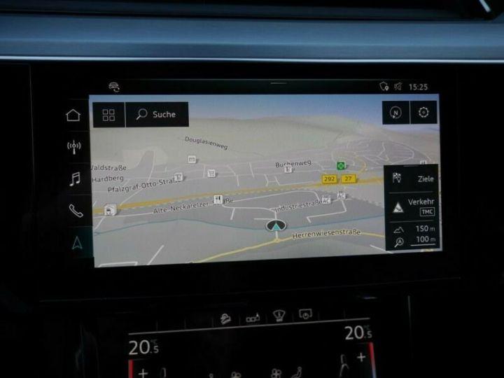 Audi E-tron s-line  noir mythos métallisé - 8