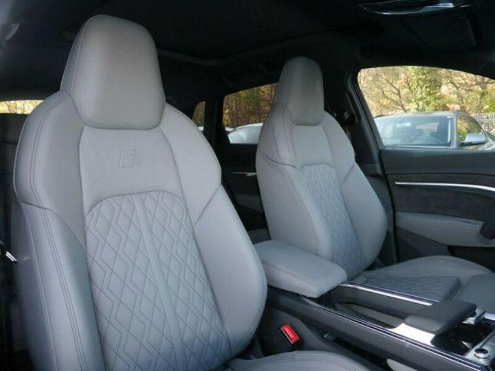 Audi E-tron s-line  noir mythos métallisé - 14