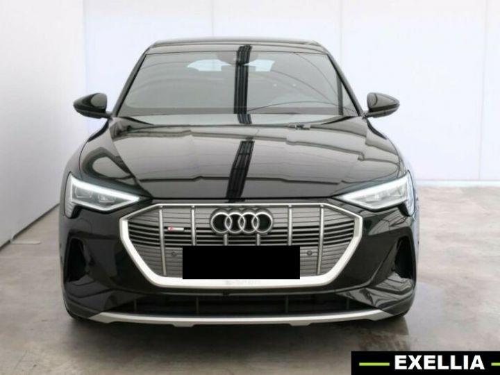 Audi E-tron Sportback S Line 50 Quattro NOIR PEINTURE METALISE  Occasion - 2