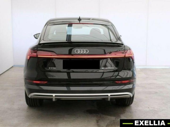 Audi E-tron Sportback S Line 50 Quattro NOIR PEINTURE METALISE  Occasion - 3