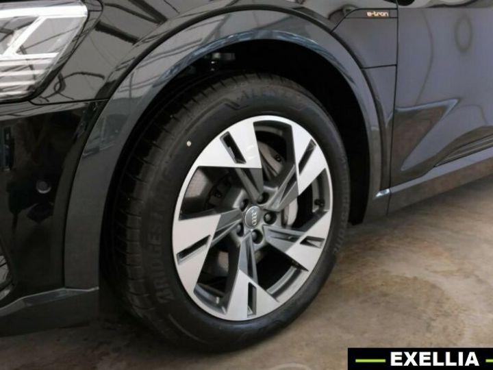 Audi E-tron Sportback S Line 50 Quattro NOIR PEINTURE METALISE  Occasion - 5