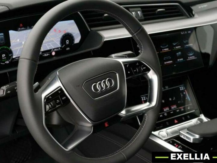 Audi E-tron Sportback S Line 50 Quattro NOIR PEINTURE METALISE  Occasion - 7