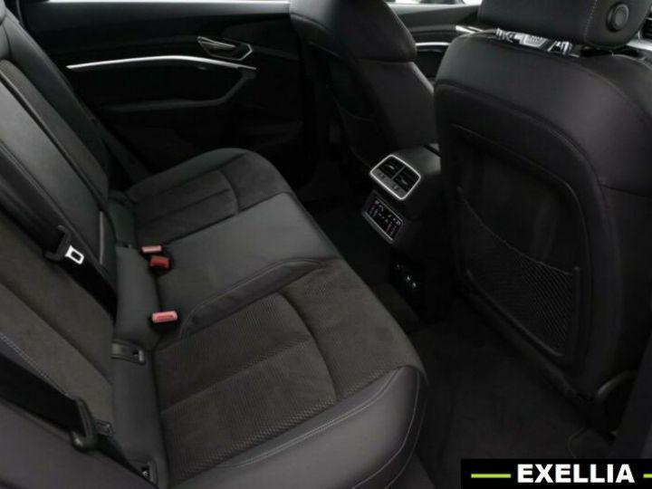 Audi E-tron Sportback S Line 50 Quattro NOIR PEINTURE METALISE  Occasion - 9