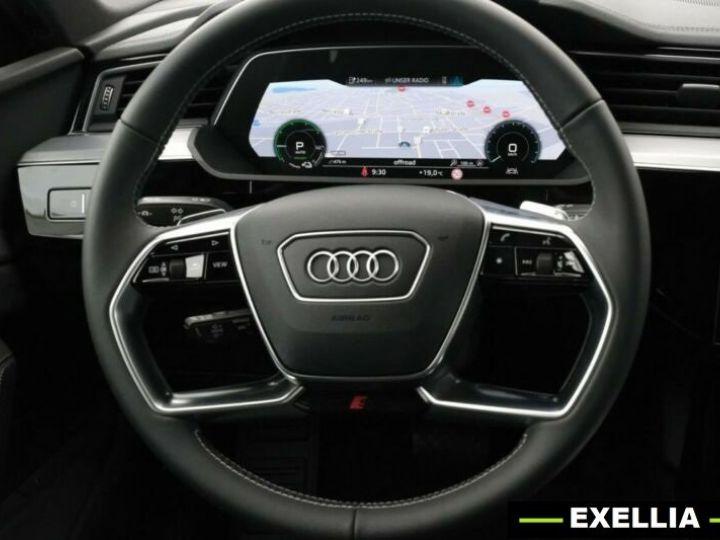 Audi E-tron Sportback S Line 50 Quattro NOIR PEINTURE METALISE  Occasion - 11