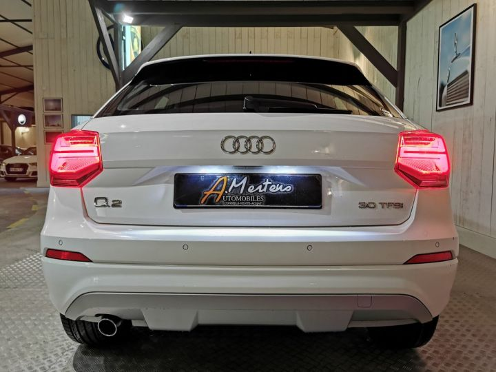 Audi Q2 1.0 TFSI 116 CV SPORT S-TRONIC Blanc - 4