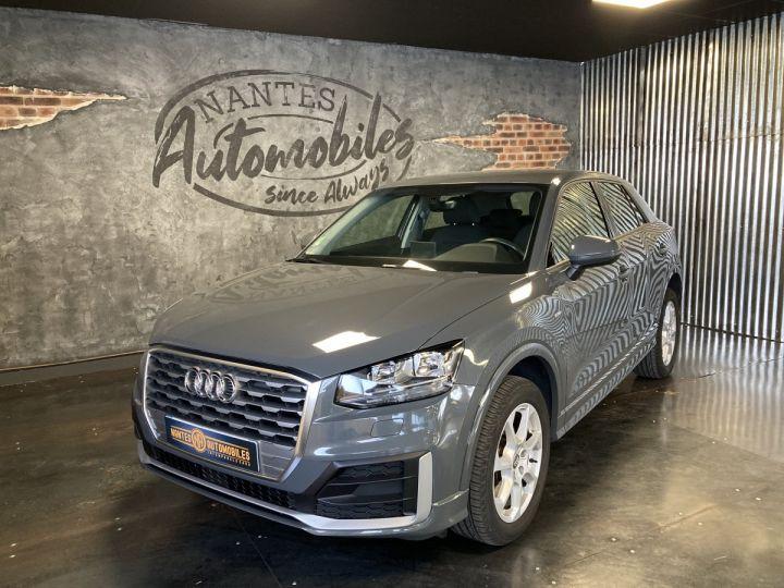 Audi Q2 1.4 TFSI 150 COD DESIGN gris nano - 2