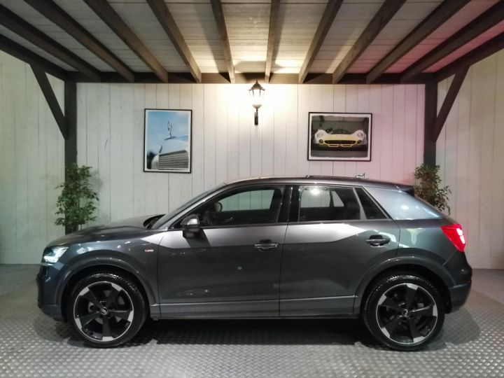 Audi Q2 1.4 TFSI 150 CV SLINE BVA Gris - 1