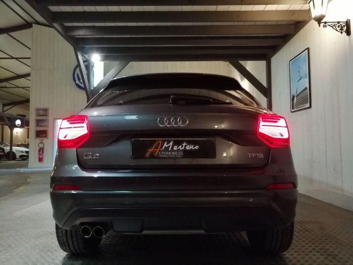 Audi Q2 1.4 TFSI 150 CV SLINE BVA Gris - 4