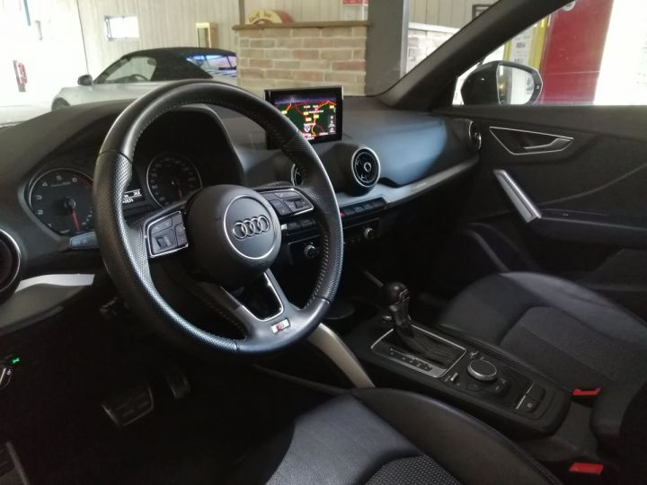 Audi Q2 1.4 TFSI 150 CV SLINE BVA Gris - 5