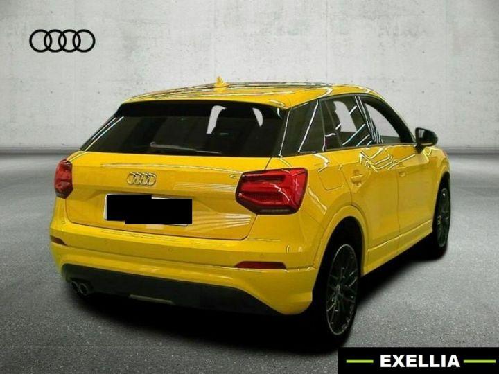Audi Q2 1.4 TFSI 150 QUATTRO S LINE EDITION  JAUNE VEGAS  Occasion - 2
