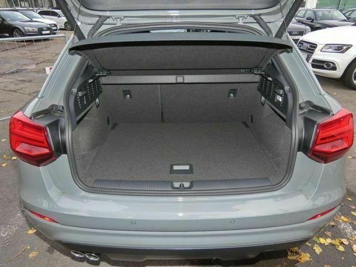 Audi Q2 2.0 TDI 150 QUATTRO S LINE EDITION  QUANTUM GRAU  Occasion - 11