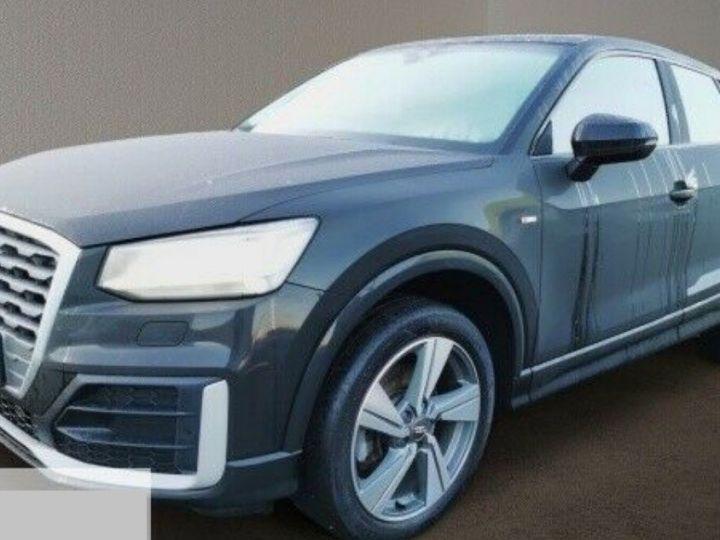 Audi Q2 2.0 TDI 190 S LINE QUATTRO S TRONIC 12/2016 noir métal - 1
