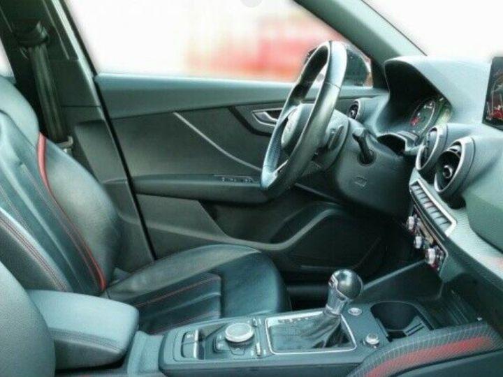 Audi Q2 2.0 TDI 190 S LINE QUATTRO S TRONIC 12/2016 noir métal - 6