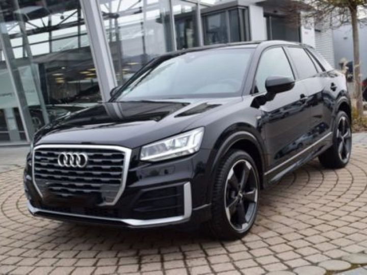 audi q2 2 0 tdi 190ch s line quattro s tronic 7 occasion. Black Bedroom Furniture Sets. Home Design Ideas