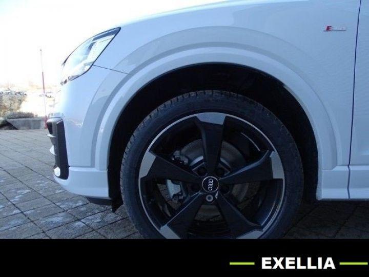 Audi Q2 2.0 TDI QUATTRO S LINE  BLANC Occasion - 5