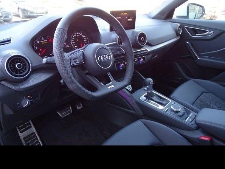 Audi Q2 2.0 TDI QUATTRO S LINE  BLANC Occasion - 6