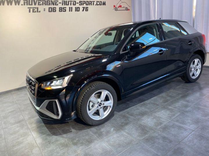 Audi Q2 35 1.5 TFSI 150 S TRONIC 7 BUSINESS LINE NOIR - 1