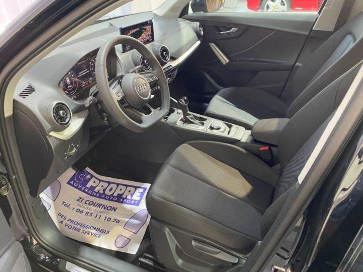 Audi Q2 35 1.5 TFSI 150 S TRONIC 7 BUSINESS LINE NOIR - 7