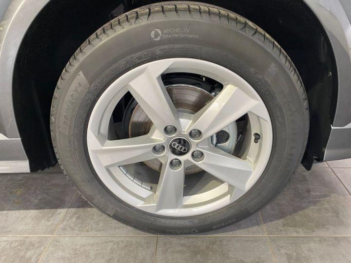 Audi Q2 35 1.5 TFSI 150 S TRONIC 7 BUSINESS LINE GRIS FONCE - 13