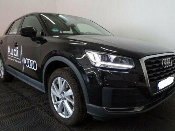 Audi Q2 35 TDI  150 S tronic Desing (03/2019) noir métal - 1