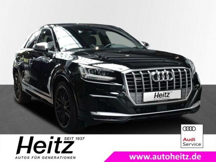Audi Q2 Audi SQ2 QUATTRO/GPS/CARPLAY/CAMERA DE RECUL/GARANTIE CONSTRUCTEUR 2024 noire - 1