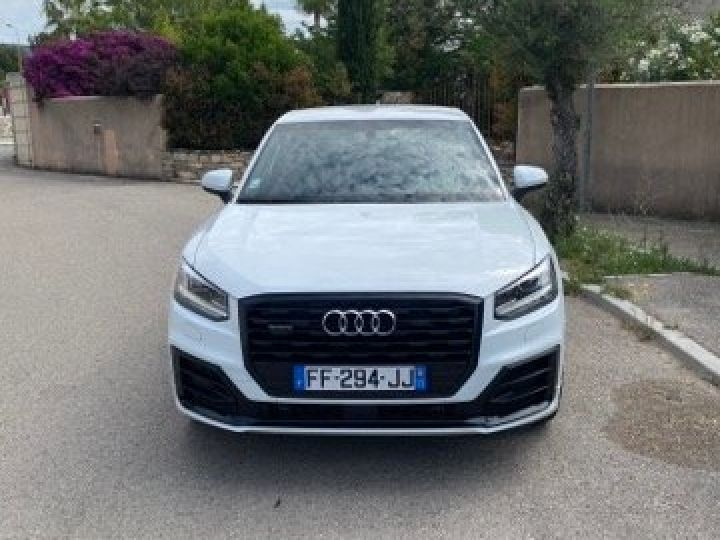 Audi Q2 S-LINE BLANC METAL Occasion - 1