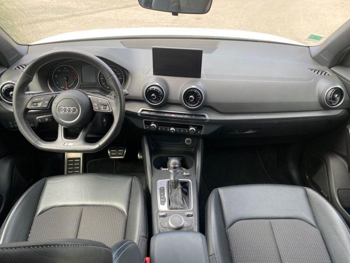 Audi Q2 S-LINE BLANC METAL Occasion - 4